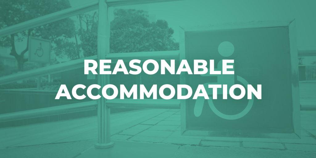 Reasonable-Accommodation